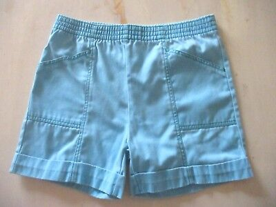 Girls  Vintage BHS  pale turquoise  summer   Shorts age 5  yrs