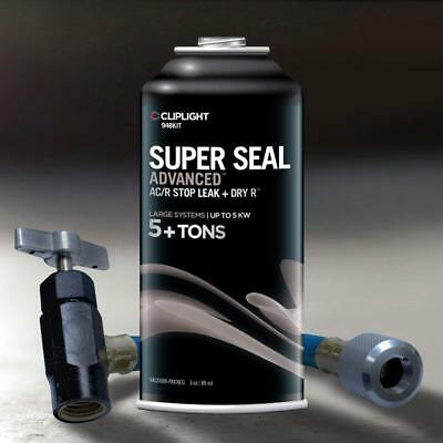Cliplight Super Seal Advanced 948KIT - Permanently Seals & Prevents Leaks