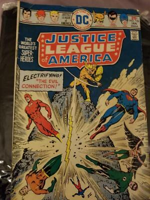 Justice League of America Issue 126 year 1976 Dc Comics