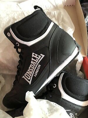 Lonsdale Boxing Boots Size 9 New