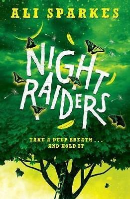Night Raiders by Ali Sparkes New Paperback Book