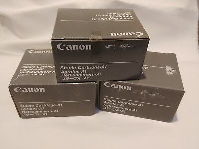 Canon F23-0603-000 A1 Staple Cartridges for Copier Machines 3 Bx = 9 Cartridges
