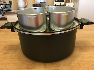West Bend Miracle Maid 5 Qt Dutch Oven