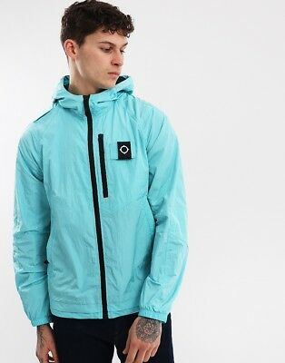 MA Strum Pegasus Jacket In Turquoise - L