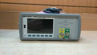 Keysight 33502A 2 Channel Isolated Amplifer