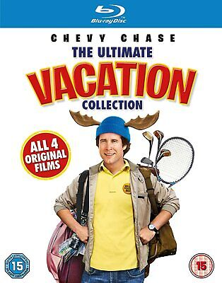 NATIONAL LAMPOON'S VACATION [Blu-ray 4-Film Collection] European Christmas Vegas