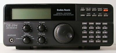 Radio Shack DX-394 General Coverage Communications Receiver **Free Shipping**
