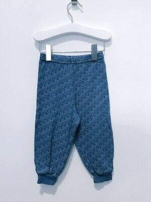 Baby Dior Blue Joggers Trousers Age 18 Months
