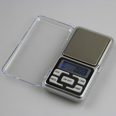 200g * 0.01g LCD Digital Pocket Scale Jewelry Gold Gram Balance Weight Scale New
