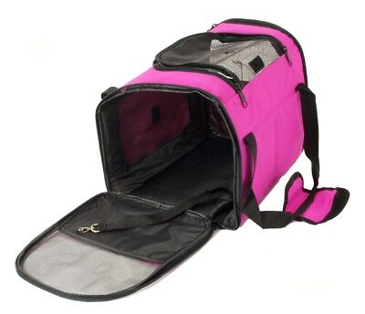 Travel Pet Carrier - Pink Tote