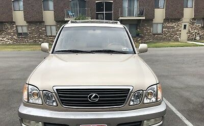 2000 Lexus LX  LEXUS LX 470 Luxury Edition Smooth Ride!