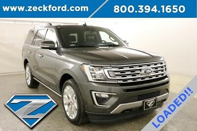Ford Expedition Limited 3.5L V6 24V Turbo Automatic 4WD Premium Moonroof
