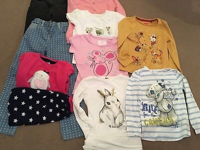 Girls 4-5 Years Clothes Bundle