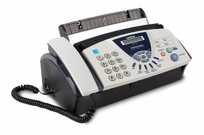 Brand New Brother FAX-575 Plain Paper Thermal Fax Phone Copier Fast Ship