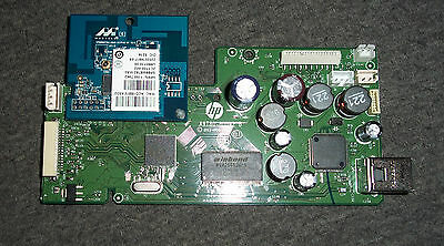 HP Envy 4500 Printer main board and wireless card  Assembly A9T80-80042 B