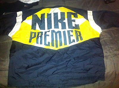 Nike Premier early 90's vintage windbreaker 100% og