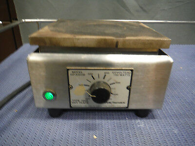 Thermolyne Sybron Corporation. Hot plate type 1900. Model HP-A1915B
