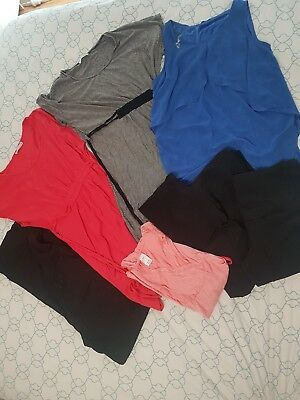 Size 8 Maternity Clothes Bundle