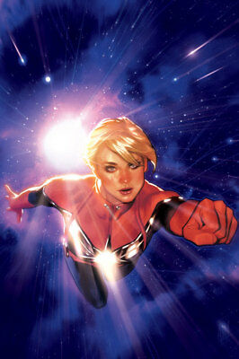 Life Of Captain Marvel 1 Variant Adam Hughes Virgin Avengers Infinity Wars Sdcc