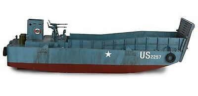 Torro 1:16 Rc Landing Craft Lcm 3 Normandia 1944 Omaha Beach 1149900001