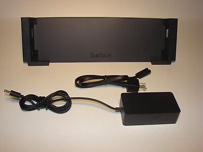 Microsoft Surface Pro 3 Docking Station with Power Supply, Good Condition
