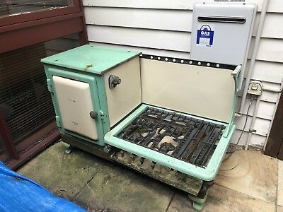 Antique Gas Oven