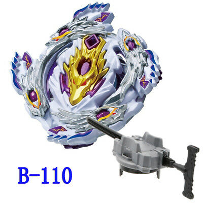 2018 Beyblade BURST B-110 Starter Bloody Longinus.13.Jl With Launcher Set Toys