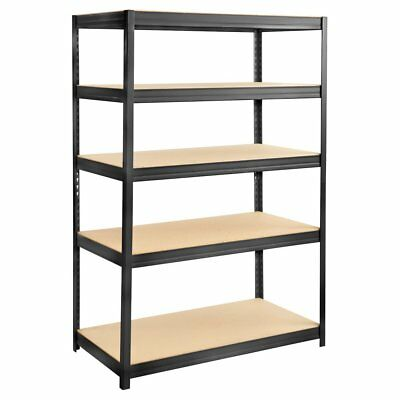 Safco Boltless Steel 4 Shelf Bookcase