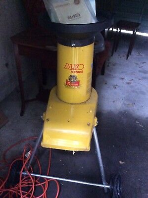 Garden Shredder Alko H1200s