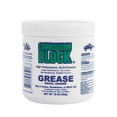 ACF50 Anti Corrosion Block Grease 454g Tub Motorcycle Bike Scooter Car
