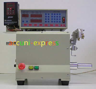 Computer CNC Automatic Coil Winder Large Torque Winding Machine 0.03-2mm wire