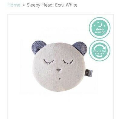 My Hummy White Sleepyhead Brand New RRP £39.99