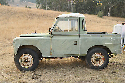 Land Rover Series 3 SWB  *RARE LANDROVER  not series 1 2