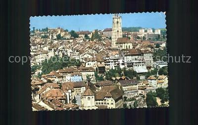 11713602 Fribourg FR Vue generale Fribourg