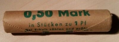 DDR Rolle 1 Pf  1968 +1989