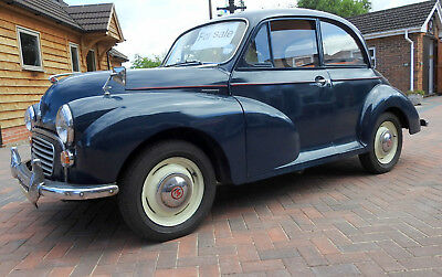 1962 Morris Minor Saloon