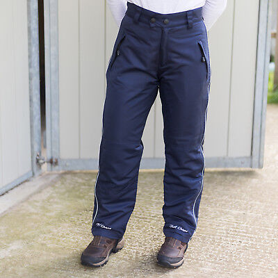 Just Chaps Child Equestrian Waterproof Horse Riding Over Trousers - All sizes