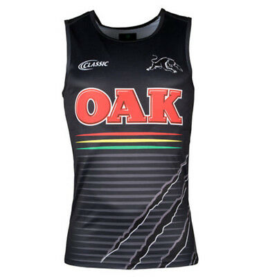Penrith Panthers 2018 Training Vest