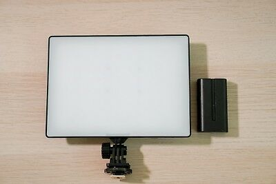 Yongnuo YN-300 Air 3200K-5500K Pro LED Video Light With Battery