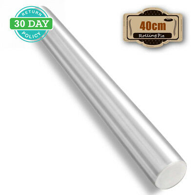 Wisfox Stainless Steel Rolling Pin, Metal Pins for Baking,Cookie & Pastry...