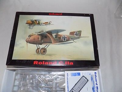 - 148 roland CII 8043 Re-Issue Eduard Kit 1:48 Profipack-Roland C Ii