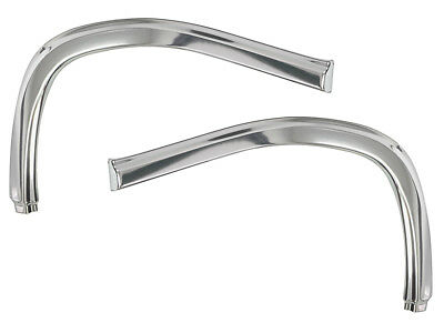 New 1968-69 Torino Mouldings Front Fender Extension Eyebrow LH RH Fairlane Ford