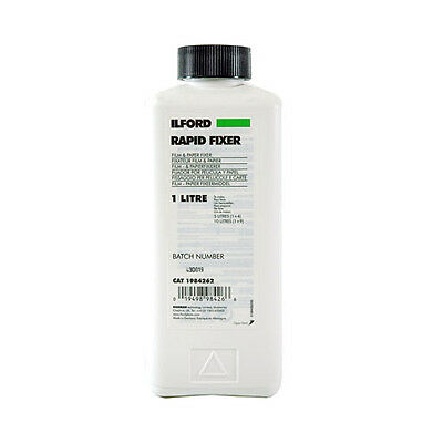 Ilford Rapid Fixer - Film and Paper Fixer 1L