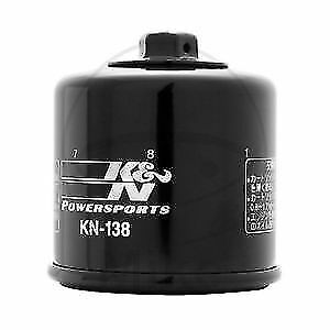 K&N KN138 Racing Oil Filter with Nut Suzuki GSF600 Bandit 95-04 GSF650 05-14