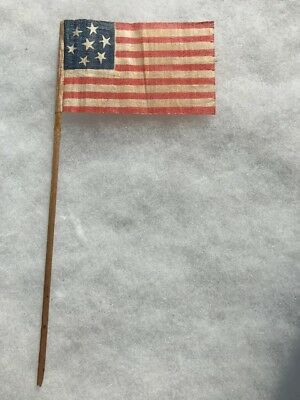 Civil War era 7 Star Parade Flag
