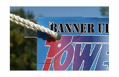 8 x Banner Ups Grommet Tabs - BAN014 - Quick, Strong and Inexpensive