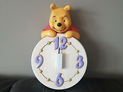 Horloge de collection Winnie l'Ourson de Milan neuve
