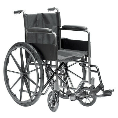 Self Propelled Deluxe Wheelchair by Viva Medi