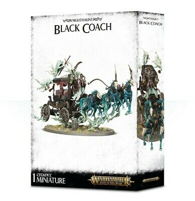Nighthaunt Black Coach Games Workshop Brand New 99120207057
