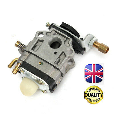 11mm Hedge Trimmer Chainsaw Lawn Mower Carburetor Carburettor Strimmer 47cc 49cc